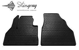 Передние коврики в салон Renault Kangoo 2008- (2 шт.) Stingray 1018172