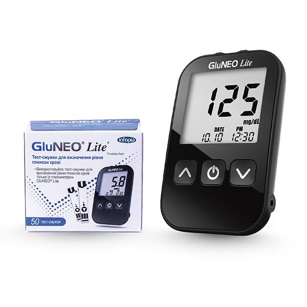 Глюкометр GluNeo Lite
