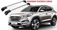 Перемычки багажник Hyundai Tucson (2015-2018) Хюндай Туксон  поперечыны