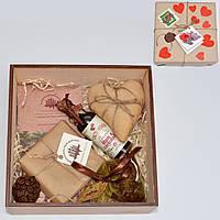 Подарочный набор для девушки, для женщины. Подарок на 14 февраля. Оригинальный подарок.