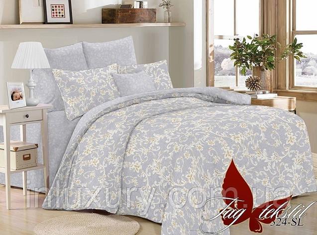 Комплект постельного белья с компаньоном SL324, фото 2