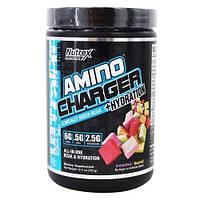 Аминокислоты Nutrex Amino Charger + Hydration 400g