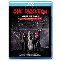 One Direction Where We Are (Live From San Siro [Blu-ray]