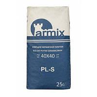 Клей для керамічної плитки (Еластичний) Armix PL-S (25 кг.)