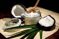 Кокосовое масло 500 мл, нерафинированное, первый холодный отжим