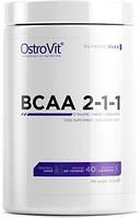 Аминокислоты Ostrovit BCAA 2-1-1, 400 g