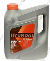 Моторное масло HYUNDAI Xteer Gasoline G700 5w30 SN/GF-5 4л