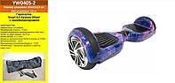 Гироборд YW0405-2 1шт цветной в сумке, колеса 6,5,скорость 12 кмч,до 100 кг
