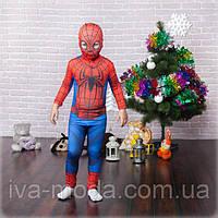 Дитячий костюм людини-павука (Спайдермен)