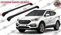 Перемычки Багажник Hyundai Santa-Fe (2013-2018) Хюндай Санта-Фе