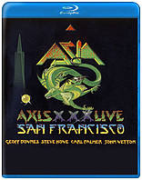 Asia: Axis XXX – Live San Francisco(Custom) [Blu-ray]