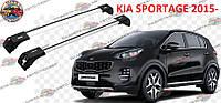 Перемычки Багажник Kia Sportage (2015-2018) Киа Спортейдж