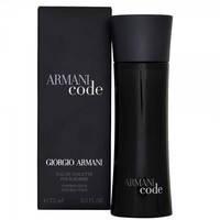 Giorgio Armani Code Pour Homme Туалетная вода 100 ml Копия
