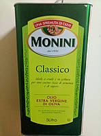 Масло оливковое MONINI Classico Extra Virgin 5L