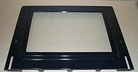 Внутрішня частина дверей (зі склом 320 х 435 мм) шафи духовки BEKO CE 61220 SX - 210110386