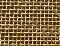Металлическая сетка латунь, 1,6-0,5 мм