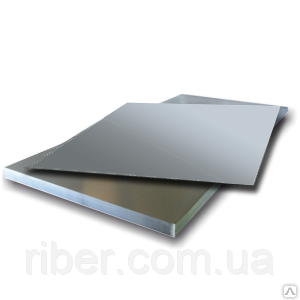 Лист AISI 321 толщиной 20мм - 1х2м, №1, фото 2