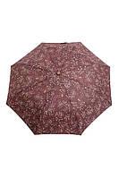 Зонт-полуавтомат Gianfranco Ferre Бордовый (565С)