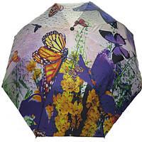 Зонт полуавтомат женский Ziller Разноцветный