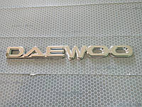 Надпись DAEWOO  163х20 мм
