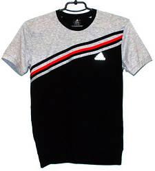 Футболка мужская Турция отличное качество мод№16 размер M