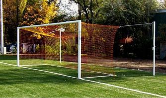 """Профессиональная футбольная сетка """"Премьер Лига"""" с шнура 4,5мм.(капрон) в цветах клуба!"""