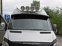 Mercedes Sprinter 906 Верхняя люстра без противотуманок