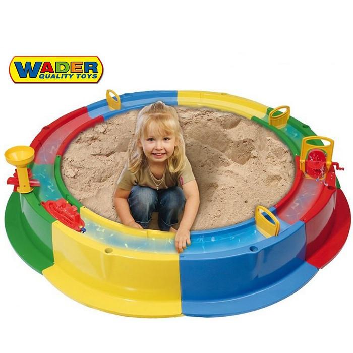 Песочница Кольцо с водой Wader (40923)