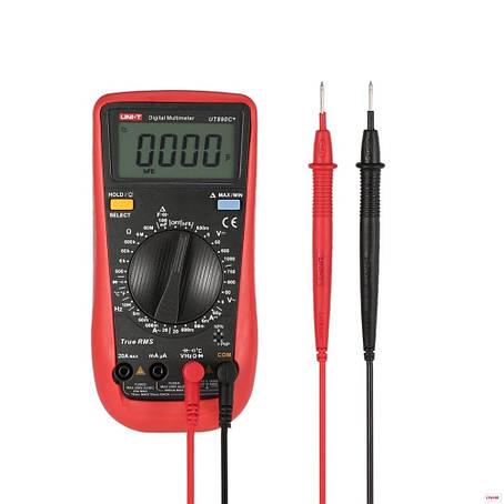 Цифровой мультиметр UNI-T UT890C+, фото 2