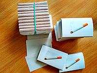 """Бумага папиросная для самокруток """"ПАПИРОСКА"""" Белоруссия фасовка 100листов, фото 1"""