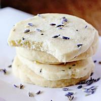 Печиво пісочне з лавандою для брендування та декорування  [коло з гладким краєм]