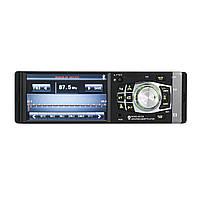 ★Автомагнитола Lesko 4012B WinCE 4.1'' 1 Din Bluetooth прием звонков AUX/FM/USB/TF 2 пульта