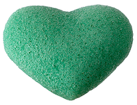 Спонж конняку для лица в форме сердца, Veganprod, фото 1