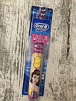 """Детская электрическая зубная щётка Oral-B """"Белль"""""""