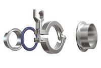 CLAMP (Кламп) из нержавеющей стали DIN Dn 100 AISI 304