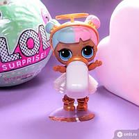Кукла LOL (ЛОЛ) White, 5 серия Шар 10 см