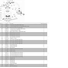 Фильтрационная установка Emaux FSF500 (11.1 м3/ч, D500) для бассейна объёмом до 45 м3, фото 3