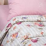 Розовое вдохновение, поплин (Полуторный), фото 3