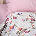 Розовое вдохновение, поплин (Полут. на рез.), фото 3
