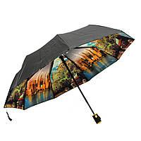 Зонт женский полуавтомат Novel MR-3239-2 Черный