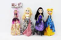 Кукла Ever After High E800K-D 240шт2 4 вида, в бальном платье, шарнир,в пакете1438см