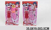 Кукла M 8014-A1A2 168311112 240шт2 2 вида, аксессуары, на планш35193,5см