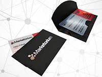 Дизайнерский конверт для пластиковой карты , фото 1