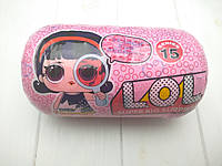 Капсула ЛОЛ сюрприз шпионы decoder декодер кукла LOL секретные месседжи сюрприз в капсуле