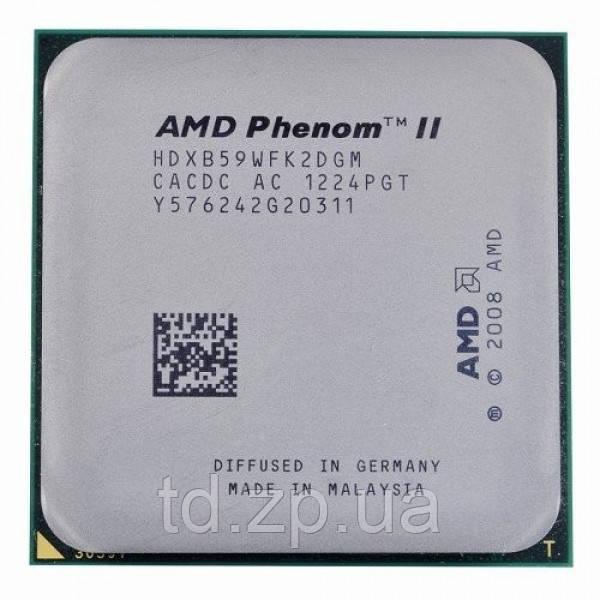 Phenom X2 B59 3.4Ghz 100% Unlock X4
