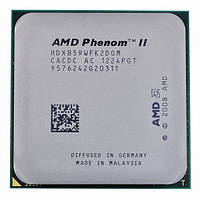 Phenom X2 B59 3.4Ghz 100% Unlock X4
