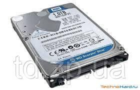 Жесткий диск 2.5 SATA2 1000Gb