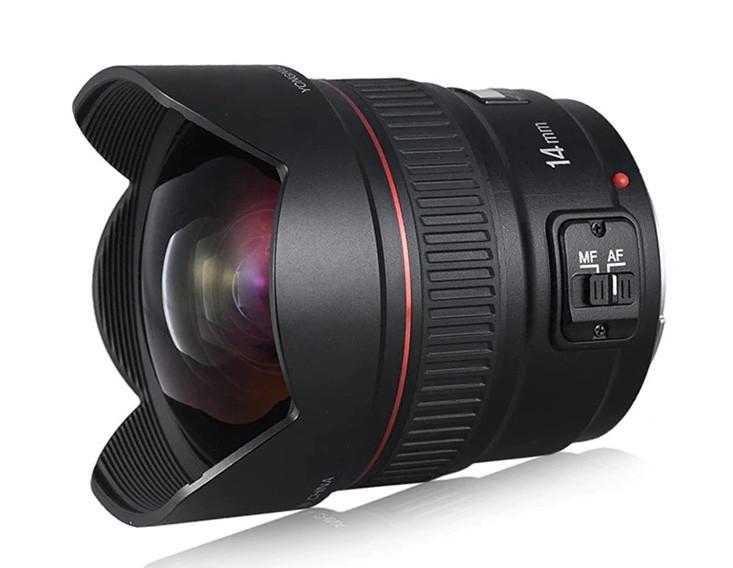 Объектив YONGNUO YN14mm F/2.8C для Canon