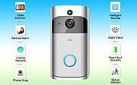 Домофон SMART DOORBELL wifi CAD M6  , фото 1