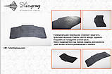Автомобильные коврики Mitsubishi L200 2015- Stingray, фото 3